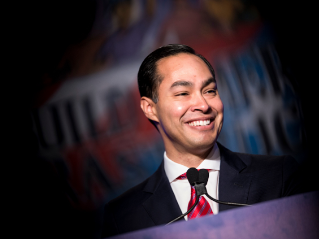 Texas Democrat Julian Castro launches 2020 campaign