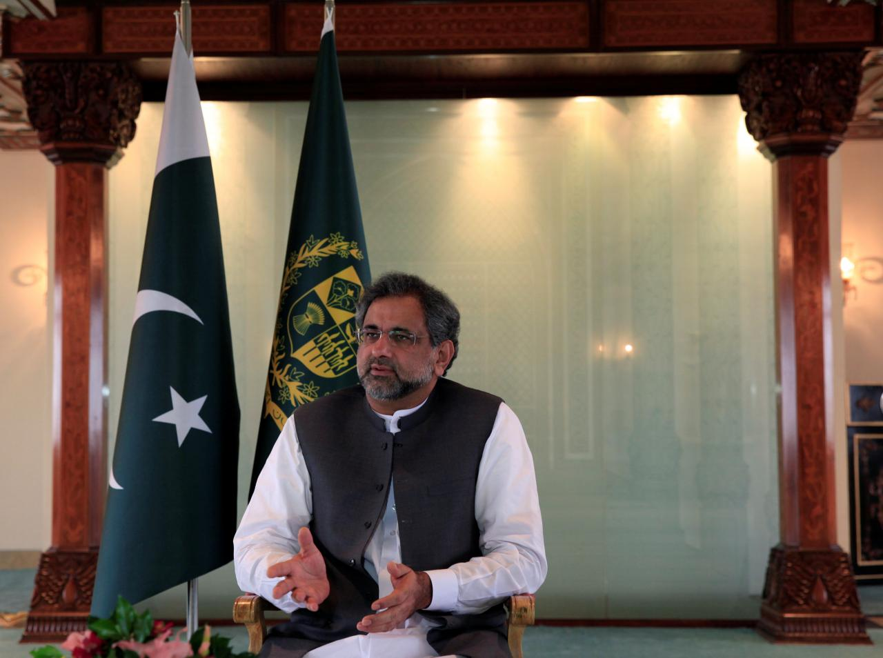 pakistans-prime-minister-abbasi-speaks-with-a-reuters-correspondent-during-an-interview-at-his-office-in-islamabad-4-2-2-2-2