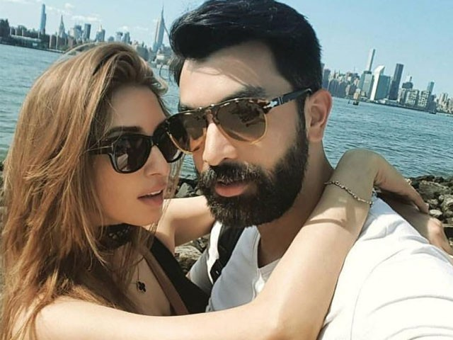 PHOTO: IMAN ALI/INSTAGGRAM