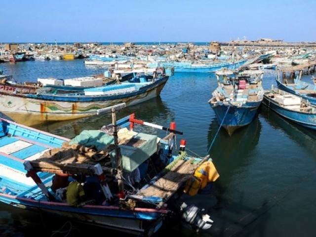 Yemen's Houthi rebels control the port of Hodeida, the main entry point for imports and other supplies to the country. PHOTO: AFP