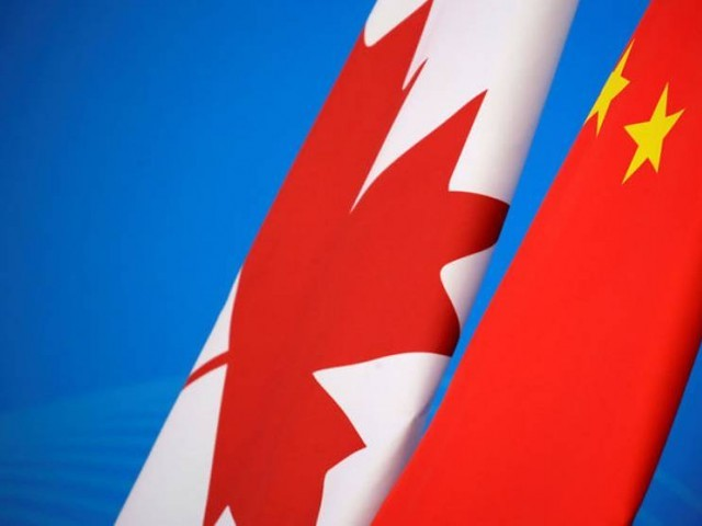 Canada pours cold water on free trade with China