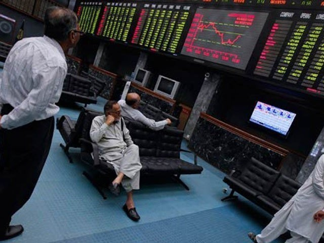 Benchmark index increases 258 points as investors await mini-budget announcement. PHOTO: FILE