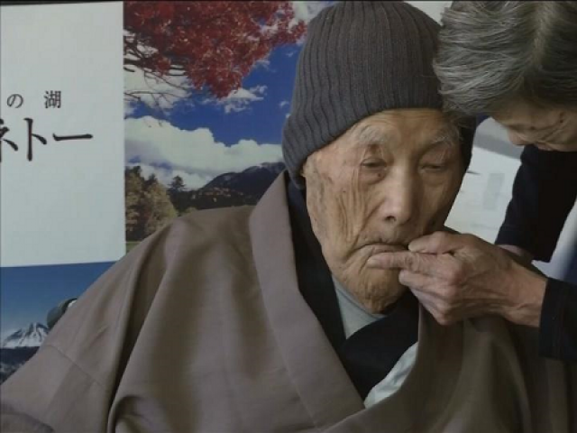 World's oldest man dies at the age of 113