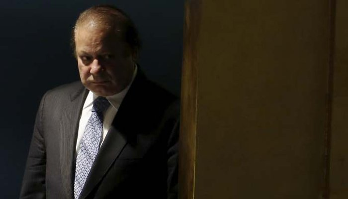 Former Prime Minister Nawaz Sharif. PHOTO: REUTERS