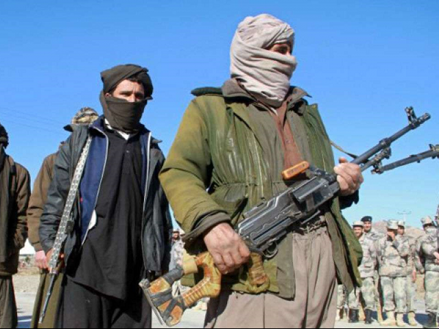 Taliban appoint co-founder as top negotiator for talks with US