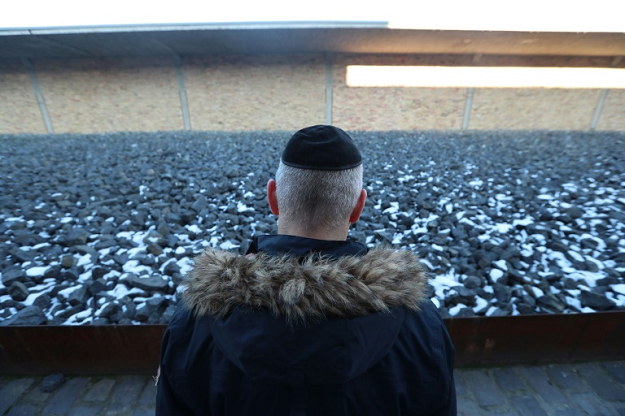 The Jewish community in Hungary is around 100,000, the largest in central Europe. PHOTO: AFP