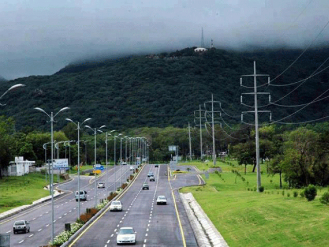 A view of Islamabad. PHOTO: FILE