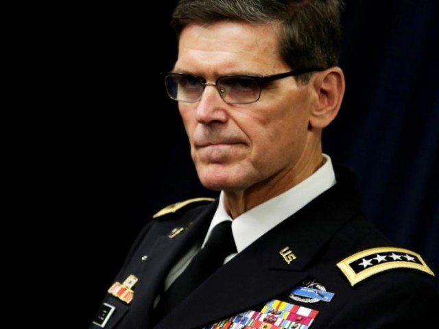 U.S. Army General Joseph Votel commander U.S. Central Command