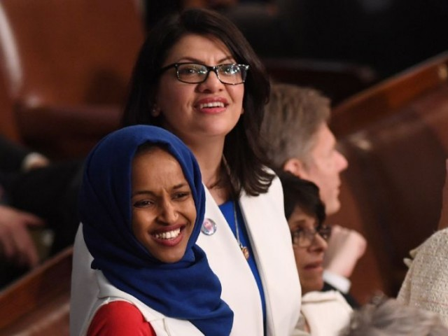 Ilhan Omar: Congresswoman accused of 'anti-Semitic' tweet
