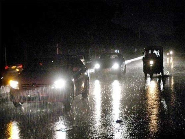 Rains expected in different parts of Punjab including Islamabad.PHOTO: EXPRESS/FILE