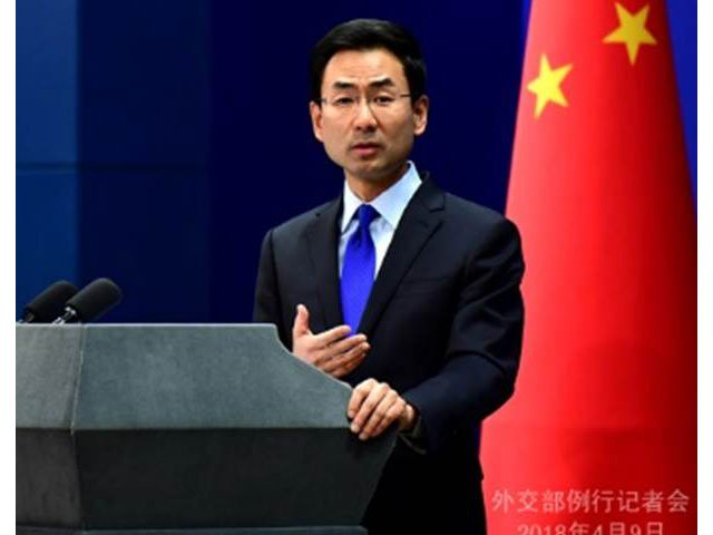 China follows UN on terror outfits listing criteria