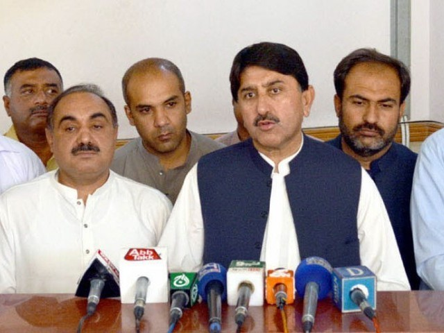 Minister says equipment worth Rs1b purchased for govt hospitals. PHOTO: FILE