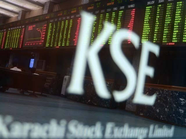 Stock market remains under pressure as KSE-100 drops 1%
