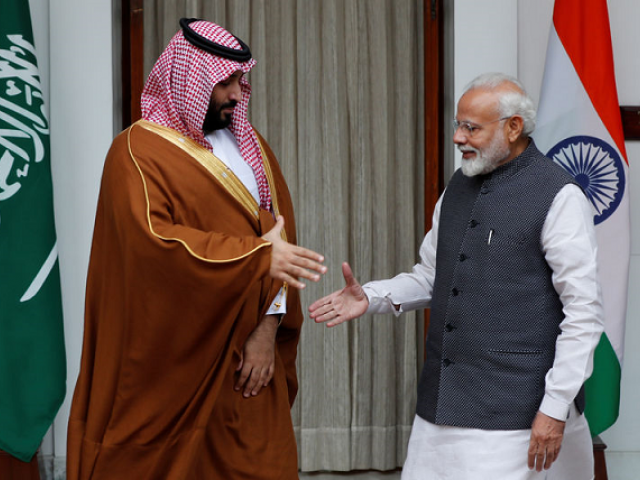 India, Pakistan tensions threaten to derail MBS trip