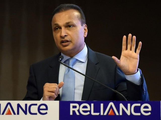 Billionaire Ambani risks jail over missed Ericsson payments