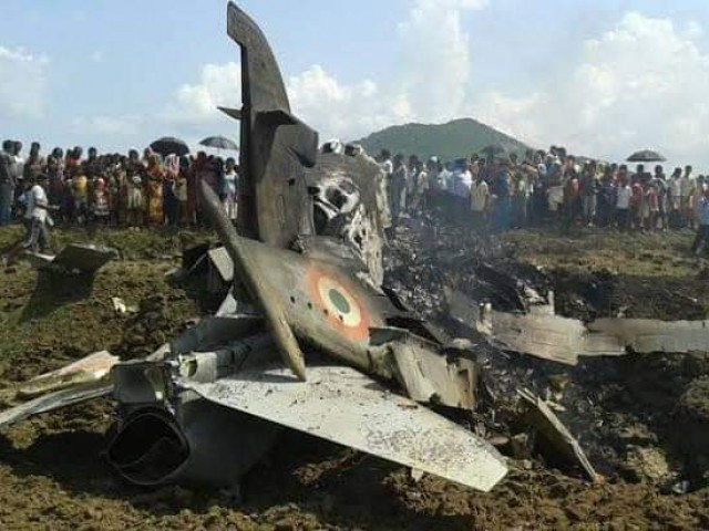 Pak Must Ensure Pilot in Custody Isn't Harmed: Full MEA Statement