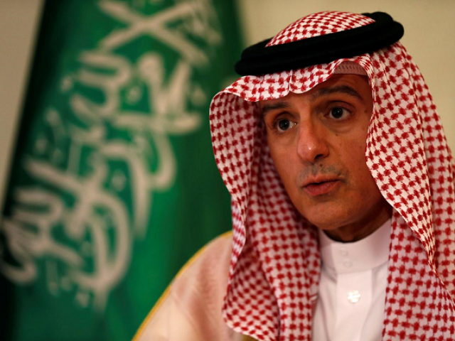 """Last night I also spoke to the Saudi foreign minister, and he expressed his desire to visit Pakistan, which I fully supported,"" the foreign minister said.  PHOTO: FILE"