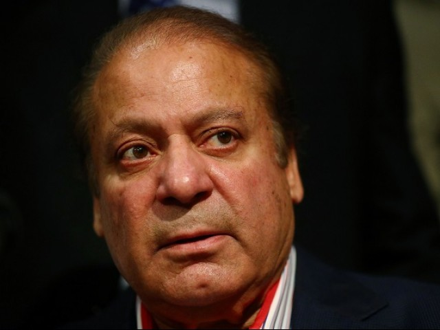 PML-N chief Nawaz Sharif. PHOTO: REUTERS