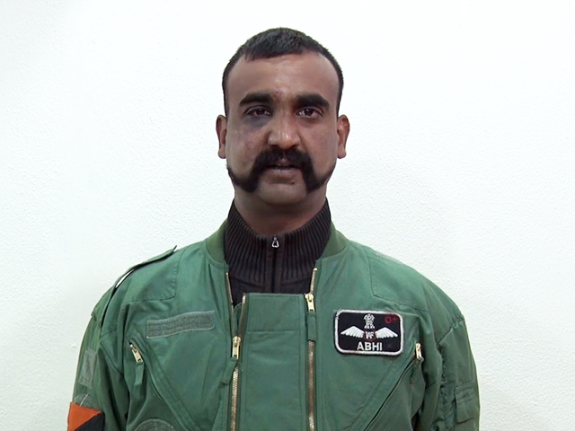 Wing Cammander Abhinandan again praises Pakistan Army for its professionalism. SCREENGRAB