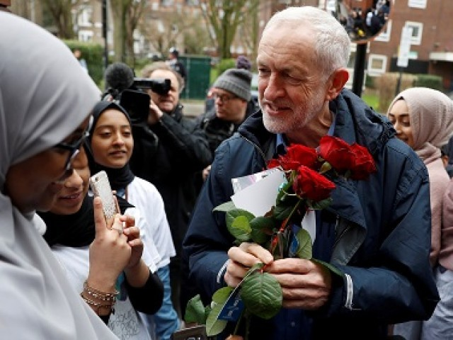 Man charged over egg attack on Jeremy Corbyn