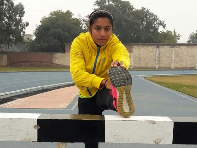 INDIVIDUAL IDENTITY: Asra's story is a reminder that women, especially athletes, who make the choice of following their dreams on a sports field should not be cut to the size by the men in their lives. PHOTO COURTESY: FATIMA HUSSAIN