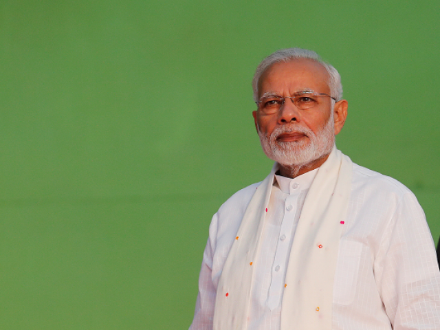 Indian Prime Minister Narendra Modi. PHOTO: REUTERS