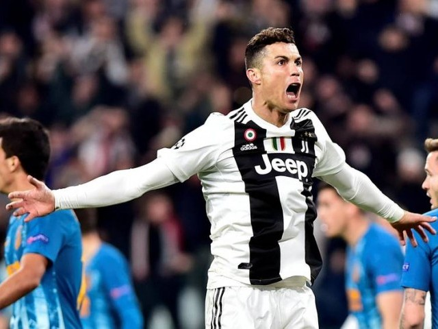 Mystic Cristiano Ronaldo predicted Champions League hat-trick