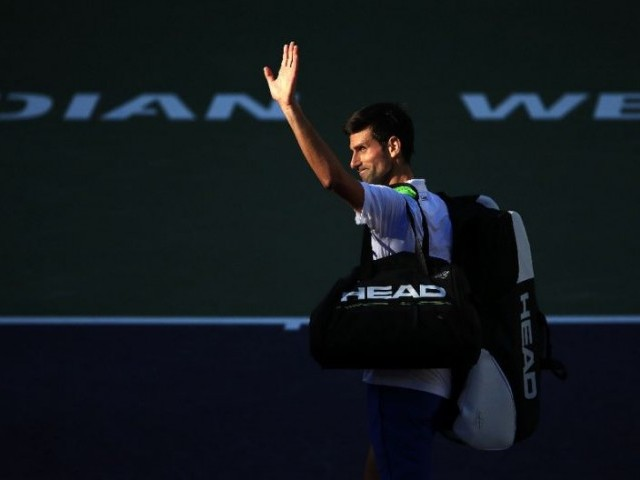 Novak Djokovic, Kei Nishikori, Simona Halep ousted at Indian Wells