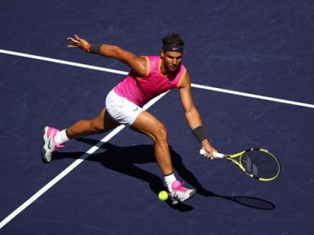 Federer, Nadal, steam into Indian Wells quarter-finals