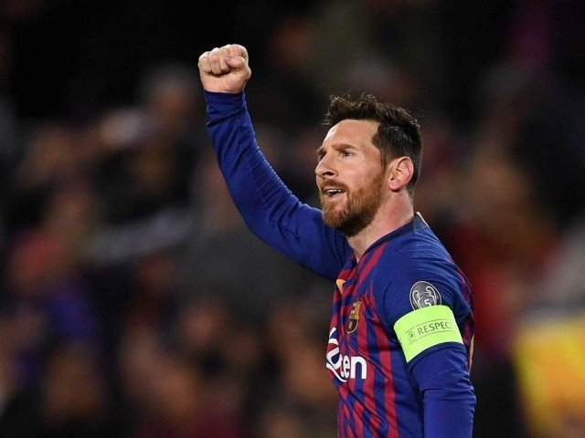 Messi Hails Ronaldo's 'Magical' Night Against Atletico
