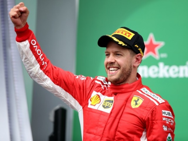 Sebastian Vettel Fired Up To Return Ferrari To The Top