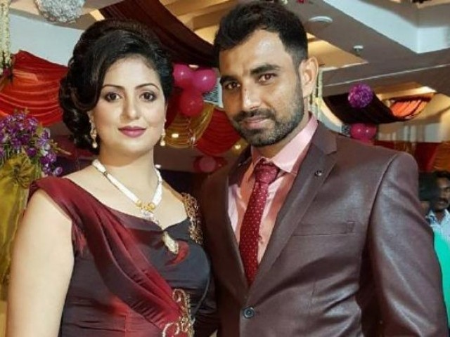 Mohammed Shami charged for dowry and sexual harassment by Kolkata police