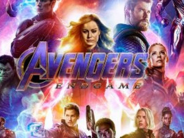The Avengers meet Captain Marvel in a new trailer for Endgame