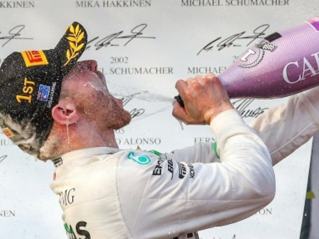 Valtteri Bottas declares Australian GP win as his best ever race