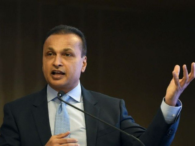 Anil Ambani thanks brother Mukesh Ambani for support