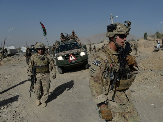 Two U.S. Military Personnel Killed In Afghanistan