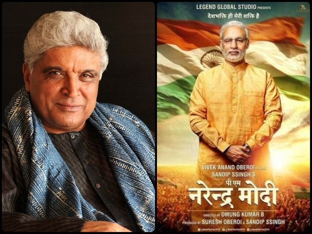 Modi biopic producer clears air on credit row involving Javed Akhtar