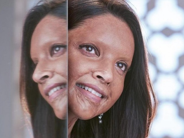 Deepika Padukone's FIRST LOOK in 'Chhapaak' revealed