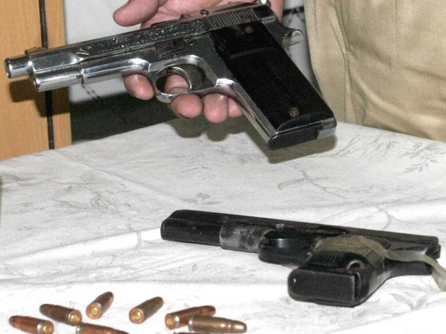 Body formed to identify forged arms licences in Punjab