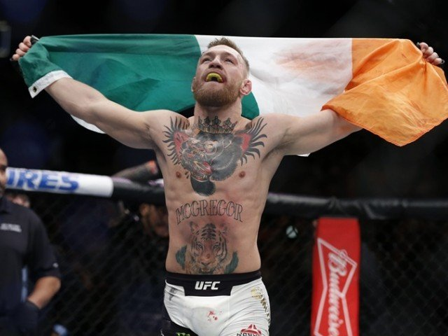 MMA fighter McGregor announces his retirement... again
