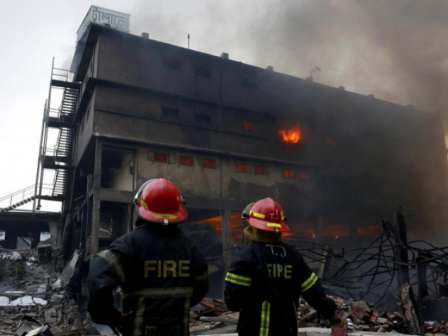 Criminal charges to be filed for Dhaka fire that killed 25