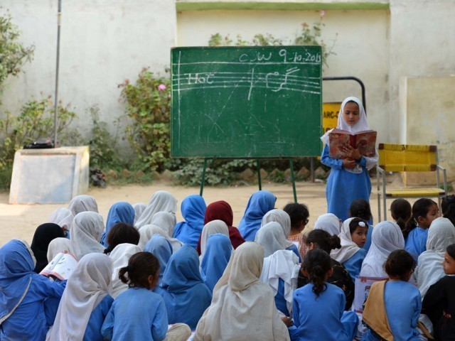 Govt schools in Karachi to remain closed as teachers protest