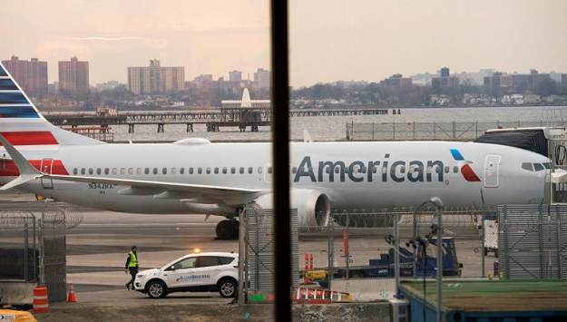 The ban on the Boeing 737 MAX aircraft spread worldwide after US President Donald Trump joined Canada and other countries in grounding the aircraft amid intense pressure about the safety concerns. PHOTO: AFP