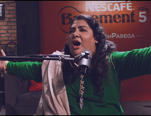 'Nescafé Basement' finale offers its own spin on Abida Parveen classics