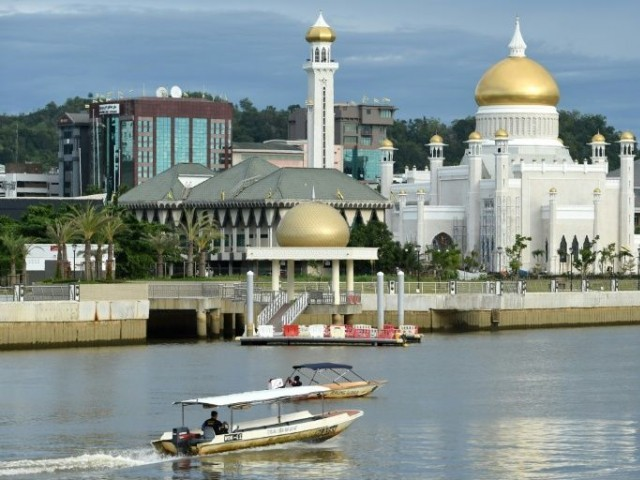 'Barbaric to the core': Brunei brings in gay sex stoning law