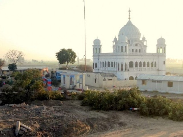 Gurdwara Kartarpur Sahib. PHOTO: FILE