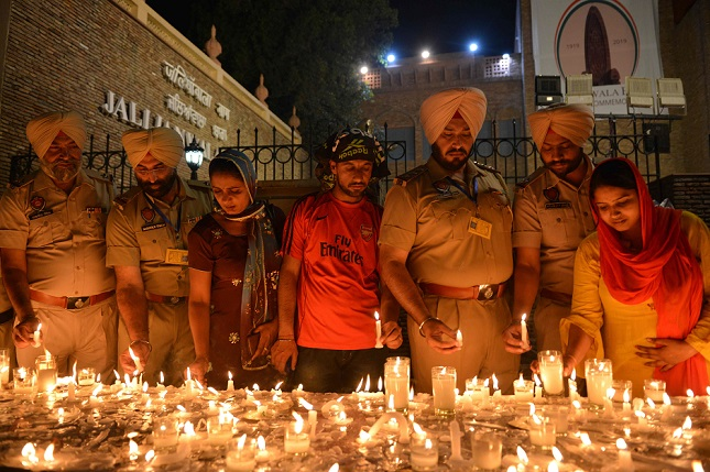 India marks 100th anniversary of Amritsar Massacre