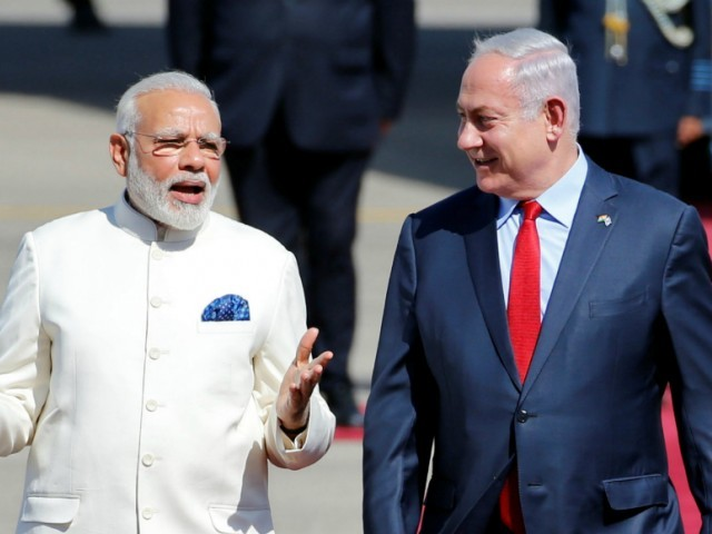The political swamps that both Modi and Netanyahu are creating smell bad. PHOTO: REUTERS
