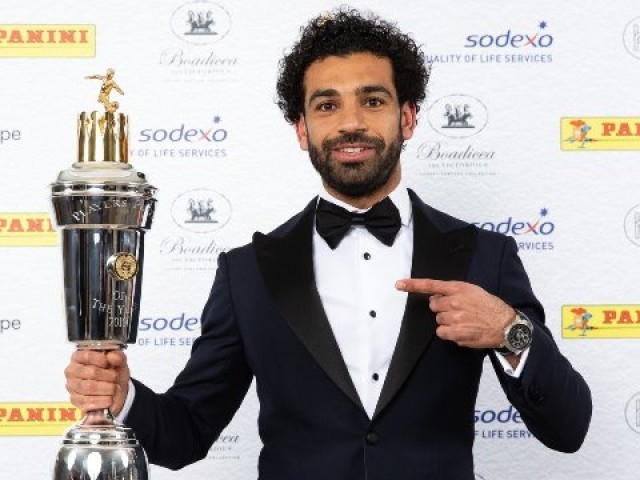 Salah left out of PFA Players' Player of the Year award race