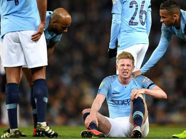 Manchester City hit by fresh Kevin De Bruyne blow